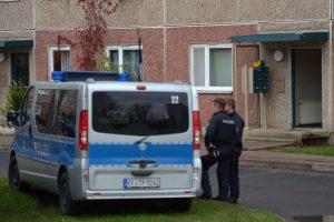 Vokietijos policija atliko reidus su teroristais siejamų čečėnų butuose