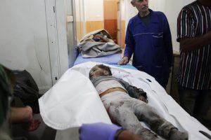 Sirijoje sukilėlių raketos užmušė 38 civilius, iš jų – 14 vaikų