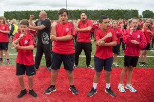 Rekordinį haką sušoko 7000 Naujosios Zelandijos mokinių