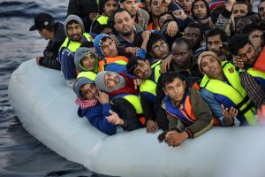 Viduržemio jūroje šiais metais žuvo daugiau nei 5 tūkst. migrantų