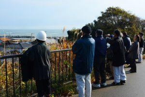 Prie Japonijos krantų įvykęs žemės drebėjimas sukėlė cunamio bangas
