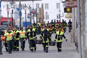Vokietijoje dėl rastos bombos evakuota 54 tūkst. žmonių