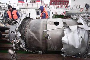 Rusijos ansamblį pražudžiusi katastrofa įvyko sutrikus piloto orientacijai