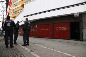 Berlyne per gaisrą gėjų pirtyje žuvo trys vyrai