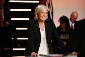 M. Le Pen per pirmuosius debatus sulaukė aštrios kritikos