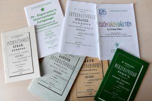 Kalba, kuri niekam nėra gimtoji, sukurta visai prie pat Lietuvos