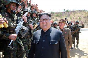 Ar įmanoma sutramdyti Šiaurės Korėją?
