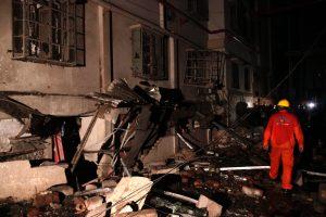 Sprogimas drabužių gamykloje Bangladeše nusinešė aštuonių žmonių gyvybes