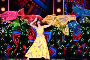 Per Indijos kino apdovanojimus žėrėjo ryškiausios Bolivudo žvaigždės
