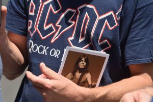 Atsisveikinama su AC/DC legenda M. Youngu