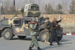 Išpuolis Kabulo žvalgybos centre: atsakomybę prisiėmė džihadistai