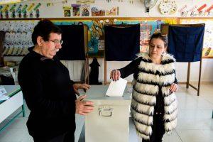 Kipro prezidento rinkimų pirmasis turas laimėtojo neišaiškino