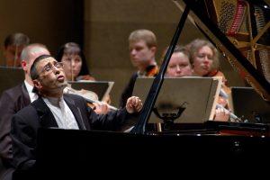 Pianisto A. Paley dovana Lietuvai – labdaros koncertas Valdovų rūmuose