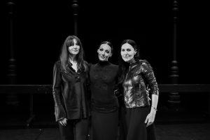 """Spektaklį """"Ana Karenina"""" Trakuose stebėjo ir aktorė M. Bellucci"""