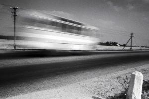 A. Strumilos fotografijose – šviesos žaismas