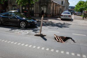 Kitais metais laukia Kęstučio gatvės rekonstrukcija