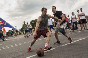 Gatvės krepšinio turnyro atranka pasirodė svarbesnė už paplūdimį