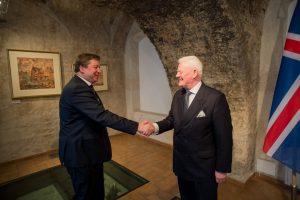 R. Karoblis: Lietuva turi stiprinti bendradarbiavimą su Šiaurės šalimis
