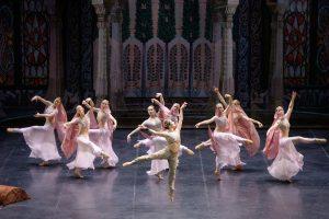 "Teatro scenoje – baleto ""Korsaras"" premjera"