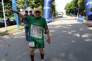 Mindaugo karūnavimo dieną paminėjo bėgdami