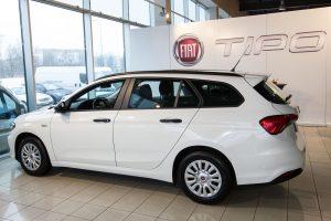 """Lietuvoje pristatytos dvi naujos """"Fiat Tipo"""" versijos"""
