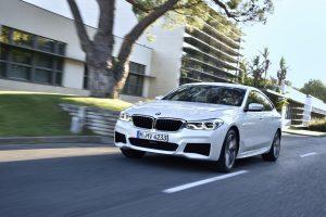 """""""BMW 6 Gran Turismo"""" gavo apdovanojimą už geriausią kėbulo formą"""