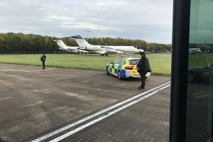 Nustatytas tikrasis neeilinės sumaišties Kauno oro uoste kaltininkas
