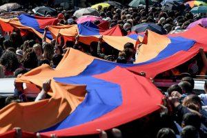 Armėnija mini 103-ias armėnų genocido metines