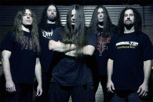 """Metalo veteranai """"Cannibal Corpse"""" – vėl Lietuvoje"""