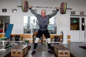 Olimpietis A. Didžbalis: mano diena suplanuota minučių tikslumu