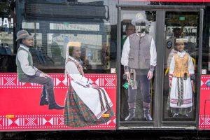 Dainų šventės dalyviams – nemokamas viešasis transportas