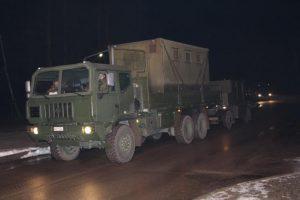 Į Lietuvą atvyko Belgijos kariai
