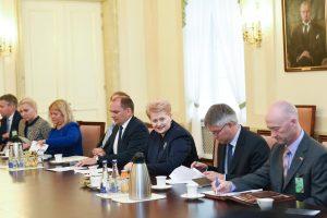 Nyderlandų ambasadorius: esame pasiryžę išlikti vieningi