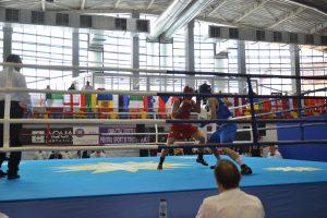 Europos jaunimo bokso čempionate – ir aštuoni lietuviai