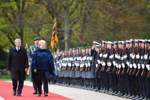 D. Grybauskaitė: Lietuva ir Vokietija – kaip niekada artimos