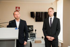 Darbą pradeda naujasis Kauno apylinkės teismo vadovas