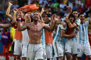 Argentinos rinktinė po 24-erių metų pertraukos vėl kovos dėl medalių