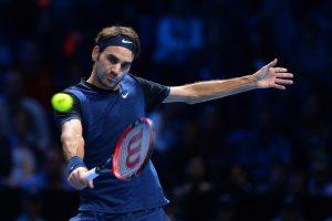 Šveicaras R. Federeris nepateko į Vimbldono turnyro pusfinalį