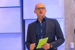 E. Jakilaitis: šiandien politikai labiausiai trūksta politikos