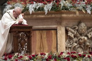 Popiežius: Betliejaus kelias primena šių laikų migraciją