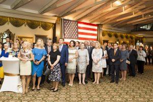 Vilniuje paminėta JAV Nepriklausomybės diena