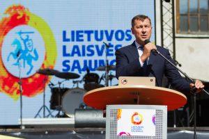 Lietuvos laisvės sąjungą į rinkimus veda A. Zuokas