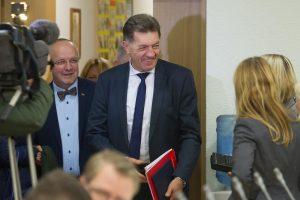 Socialdemokratai nusprendė pradėti derybas dėl koalicijos (atnaujinta)