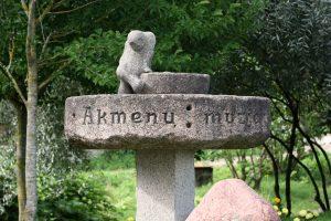 Akmenų muziejus bus dar patrauklesnis