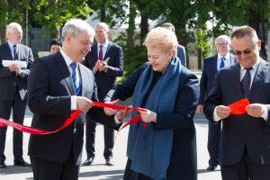 Vilniuje atidarytas modernus lazerinių technologijų centras