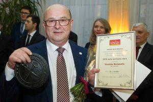 Geriausiu šalies meru išrinktas V. Matijošaitis: tai buvo netikėta