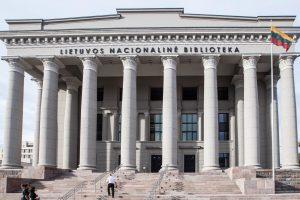 Nacionalinė biblioteka teisinasi dėl brangių baldų