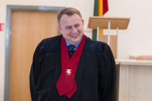 S. Verseckas: įstatymai turi būti tokie, kad vogti neapsimokėtų