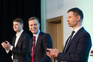 Ar sudėtinga Lietuvoje jaunimui prasibrauti į politikos viršūnę?