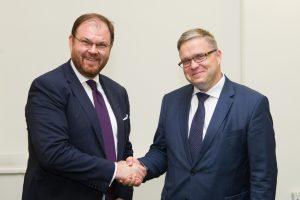 Lietuvos bankas dalysis patirtimi su Moldova